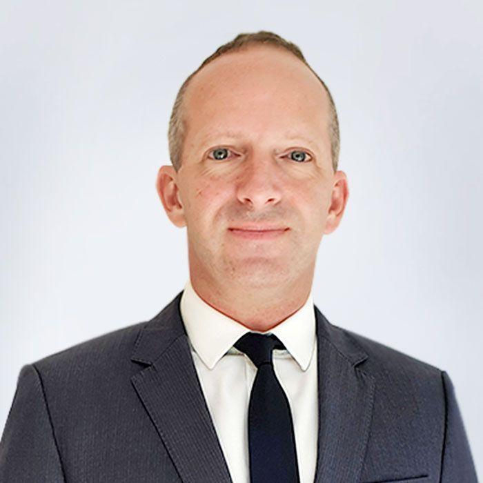 Damien Duhamel - Asia Market Growth