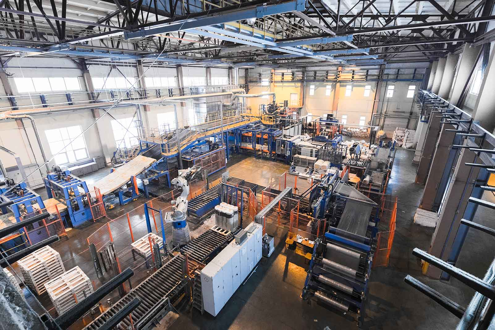 Manufacturing Plant Feasibility Study For Global Construction Materials Company - Asia Market Growth
