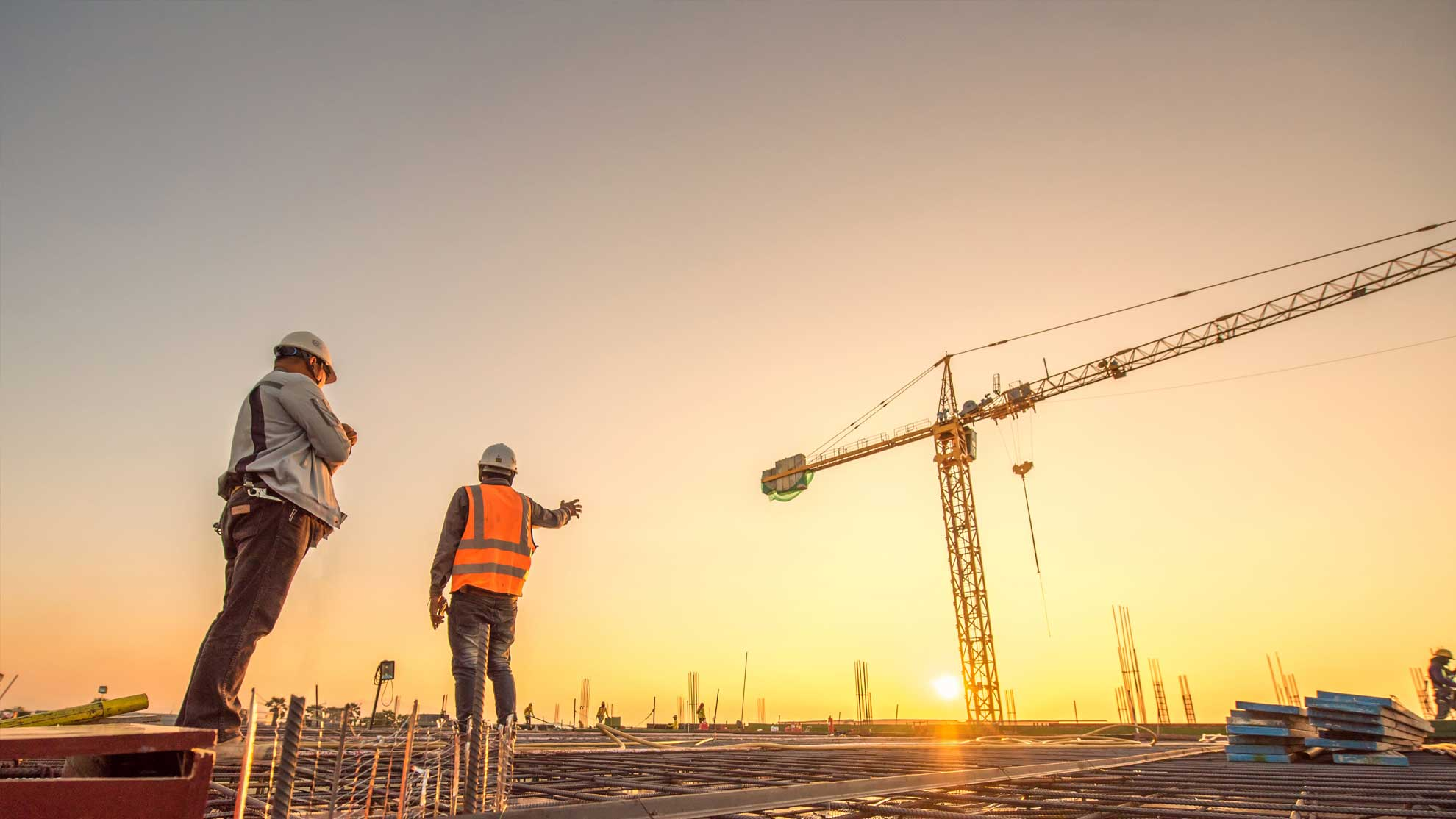 Construction & Infrastructure - Asia Market Growth