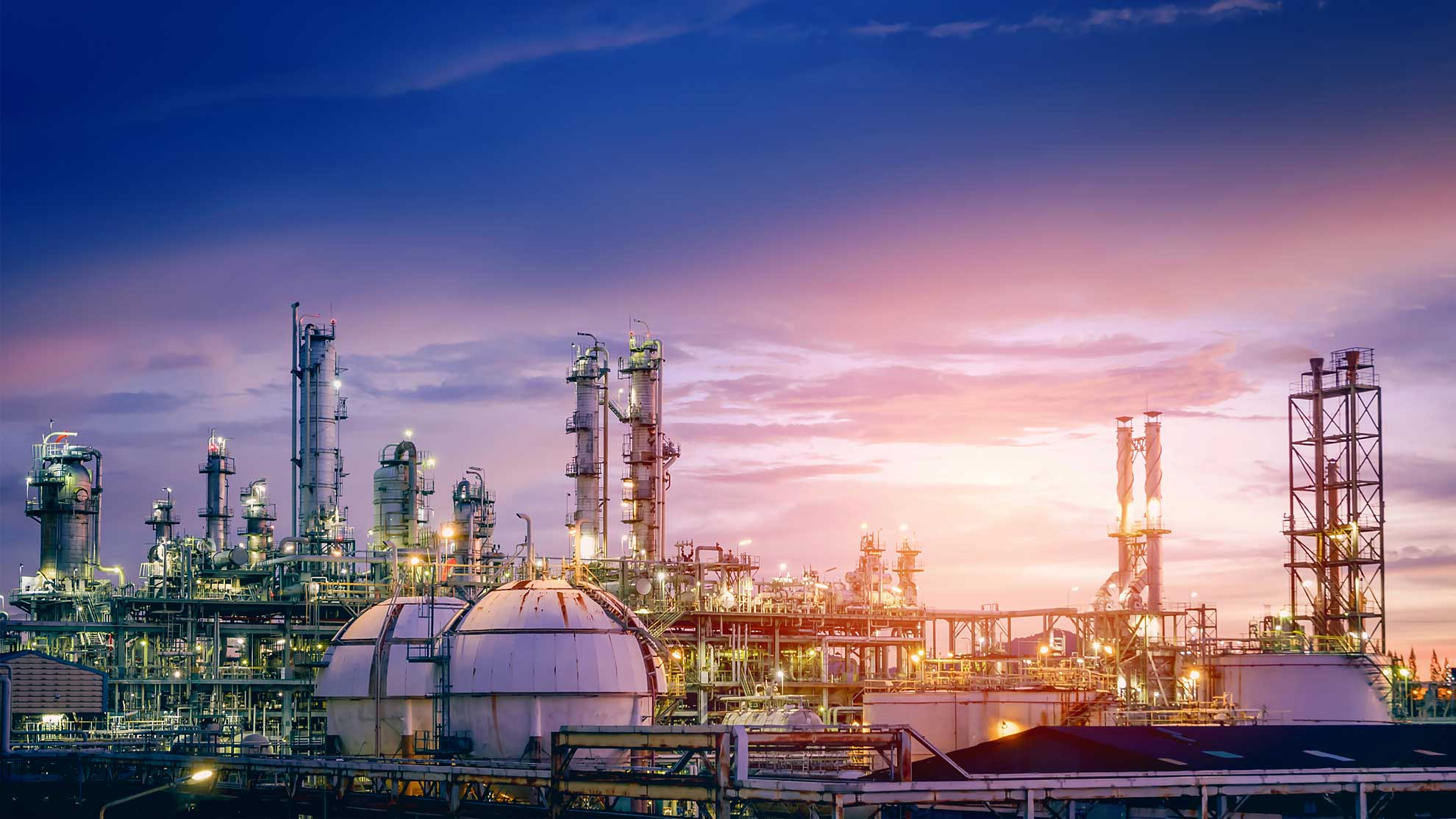 Chemical & Energy - Asia Market Growth