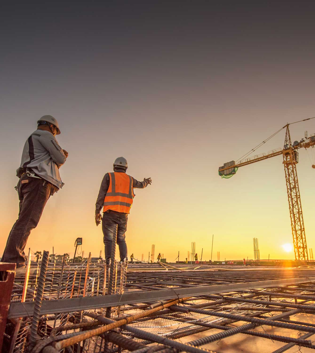 Feasibility & Growth Strategy For A Company Of Building Materials In The GCC - Asia Market Growth